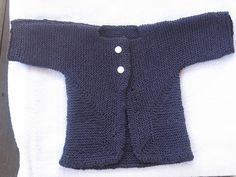Ravelry: Project Gallery for Baby Surprise Jacket pattern by Elizabeth Zimmermann