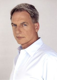 Mark Harmon- I love his piercing blue eyes