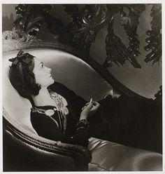 Horst P. Horst Coco Chanel Paris 1937