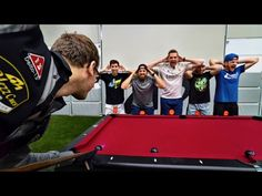Stupidly Impressive Pool Trick Shots For Your Viewing Pleasure - Digg