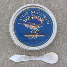 Imperial Malossol Caviar (125g)