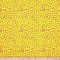 Kaffe Fassett Collective Jumble Lemon