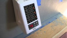 iHeater infrared wall heater for a tiny house, cabin, workshop, or small...