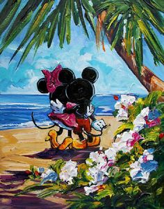 Disney Limited Collection   Afternoon Stroll   Steve Barton