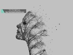Photoshop | Double Exposure Effect | Tutorial - YouTube