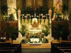 About Saint Mary's Church