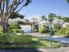 Cocobay at Pelican Bay - private villas in a gated community in North Naples, Florida