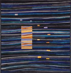 Contemporary Art Quilts | Marti Plager Fiber Artist Louisville Kentucky - Secrets