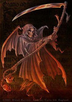 Blood Harvest ~ Alchemy Gothic