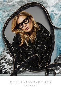 Stella McCartney ♥ Kate Moss / Fall Winter 2014