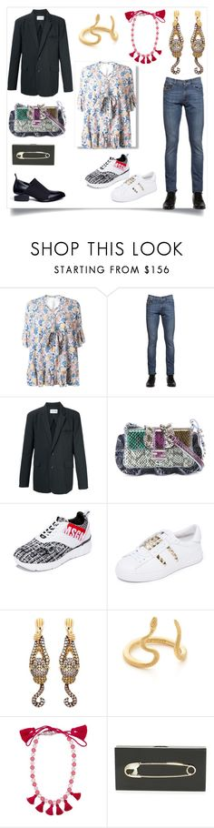 """Express your Style"" by denisee-denisee ❤ liked on Polyvore featuring April 77, Song for the Mute, Fendi, MSGM, Ash, Wendy Yue, Nora Kogan, Shourouk, Charlotte Olympia and Alexander Wang"