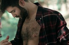 Luv the FUR Hairy Bearded men. No Twinks