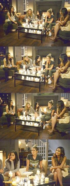 #PLLHALLOWEEN Troian Bellisario, Sasha Pieterse, Lucy Hale, Ashley Benson, &…
