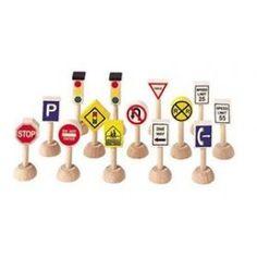 Traffic Signs & Lights