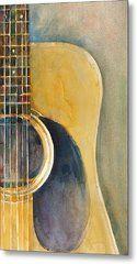 Martin Acoustic Guitar Art Print by Dorrie Rifkin Guitar Drawing, Guitar Painting, Music Painting, Music Artwork, Martin Acoustic Guitar, Musik Illustration, Music Drawings, Drawing Sketches, Art Series