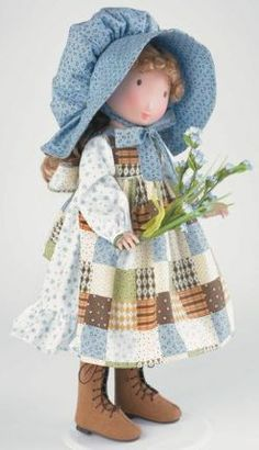 holly hobbie paper doll - Cerca con Google