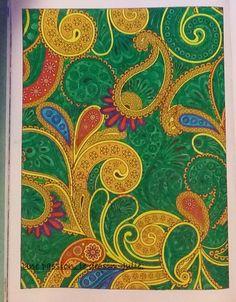 """Livre """"Inspiration zen 50 mandalas antistress"""". :)"""