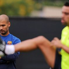 Barca great Xavi backs Pep Guardiola to hit the right note at Man City
