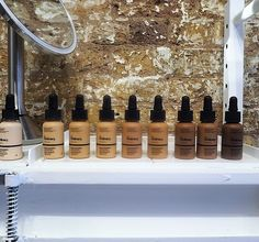 I have swatches of @deciem's The Ordinary Colours foundation on www.reallyree.com. So many skin tones covered off!! #bbloggers #beauty #makeup #deciem #theordinary #theordinarycolours #theordinaryfoundation #theordinarycoloursswatches