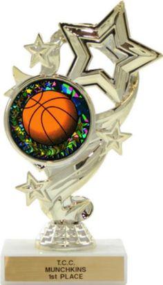 Activity Insert Star Trophy