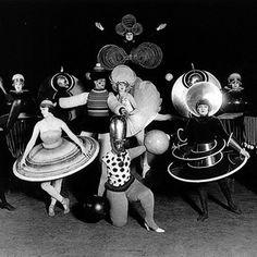 Favourite Bauhaus theatre performance