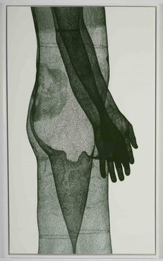Anthropometry 4 by Richard Dupont, 2013