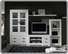ideas como mueble para televisión!