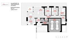 Projekt domu HomeKONCEPT-38 | HomeKONCEPT
