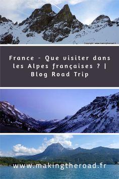 Découvrez mes idées de quoi visiter dans les Alpes Françaises lors de votre prochaine vacances en France à la montagne. Idéale pour faire des road trip en toutes saisons.#france #voyage #alpes #paysage Saint Véran, Chamonix, Voyage Europe, Destination Voyage, Alps, Mount Everest, Road Trip, Destinations, Mountains