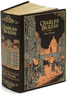 Charles Dickens: Five Novels- Oliver Twist, A Christmas Carol, David Copperfield, Great Expectations, and A Tale of Two Cities.
