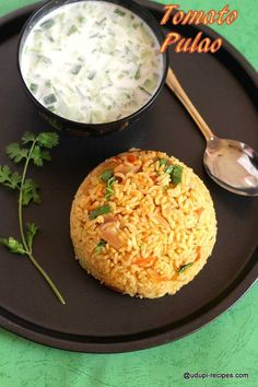 Tomato pulao is one of those recipe names where you read it and say mmm! yummm! sounds so good. Learn how to whip this flavorful pulao in 30 minutes