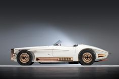Classic Car: 1965 Mercer-Cobra Roadster | Inspiration Grid | Design Inspiration