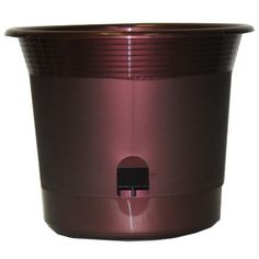 Apollo Plastics E008-CABERNET 8-Inch Self Watering Planter by Apollo Plastics. Save 34 Off!. $8.51. Prevents root rot due to over watering. Made from highly durable virgin polypropylene. Polycotton wick will not rot. Material is UV stabilized. Unique wick system draws the moisture from the reservoir up into the soil, allowing the plant to feed at its own rate. Our unique wick system draws the moisture up into the soil, allowing the plant to feed at its' own rate. Excess moisture...