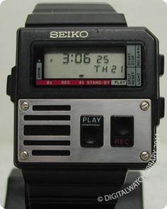 SEIKO - M516 - 4009 - Digital - Vintage Digital Watch - Digital-Watch.com