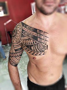 Maori Tattoo Koh Tao Bamboo Tattoo(3),Thailand,Koh Tao,Artist Nui Bamboo,facebook Bamboo nui Bamboo Tattoo, Koh Tao, Tribal Tattoos, Thailand, Facebook, Artist, Maori, Artists