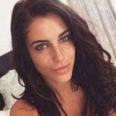 Jessica Lowndes. She is flawless.