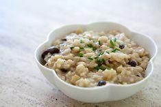 Mushroom Risotto on SimplyRecipes.com