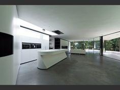 123DV estilo minimalista. Kitchen cocina