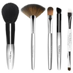 Trish McEvoy - Incredible makeup brushes; expensive-but worth it! (buy one at a time)