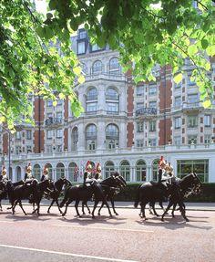 See the Jubilee at the Mandarin Oriental Hyde Park, London London Hotels, England Uk, London England, Hyde Park London, Unique Hotels, Luxury Hotels, Top Hotels, Beautiful London, Mandarin Oriental