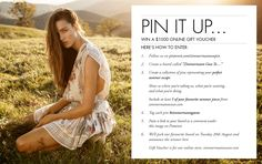 """Competition: We want to see your idyllic summer vacations and escapes. Use this pin to post a link to your board as a comment. The winner will be announced here 5pm Tuesday 20 August (AEST).  To see one of our """"Zimmermann Goes To..."""" boards, visit here: http://pinterest.com/zimmermannonpin/competition-zimmermann-goes-totulum-mexico/"""