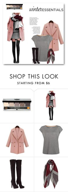 """""""Winter Essentials"""" by mimi-bunny ❤ liked on Polyvore featuring Bobbi Brown Cosmetics and Miu Miu"""