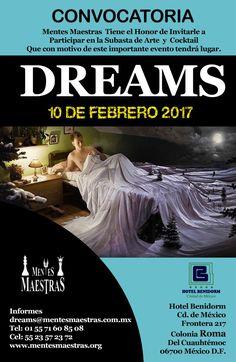 SUBASTA DE ARTE DREAMS EN CDMX