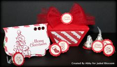Created by Abby using Christmas Wishes, Christmas Candies and Fancy Topper Die. http://jadedblossom.bigcartel.com/
