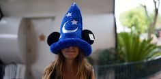 Disneyland Mickey hat