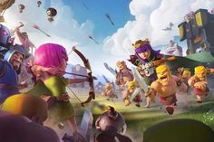 Clash of Clans Mobile Game 'Blocked' in Iran #ClashofClans , #Mobile #GameBlocked #Iran #Game