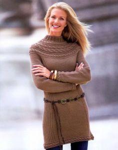tunic or long sweater