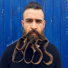This is Isaiah Webb, also known as Incredibeard - Imgur
