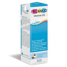 Pediakid Vitamine D3 din lanolina
