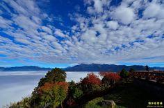 阿里山「全台最美的360度楓紅雲海秘境預告」
